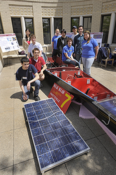 Solar splash team